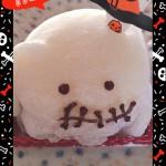 ハロウィンのかわいいケーキ